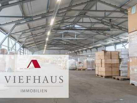 Hallenfläche mit 2238m² in Heidingsfeld (Optional mit 300m² Büro)