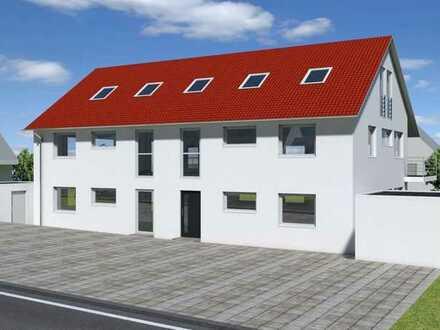 Neubau 4,5 Zimmer Wohnung (DG6) in Ellwangen-Rindelbach *Provisionsfrei*