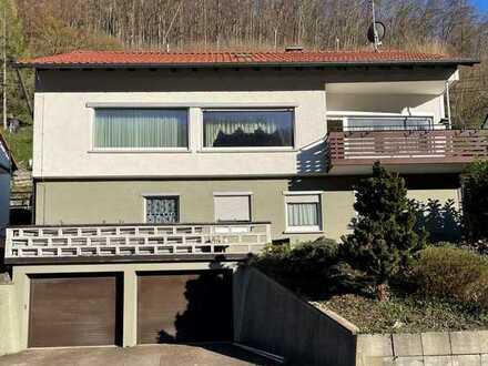 Geräumiges Einfamilienhaus auf großem Grundstück in Wiesensteig