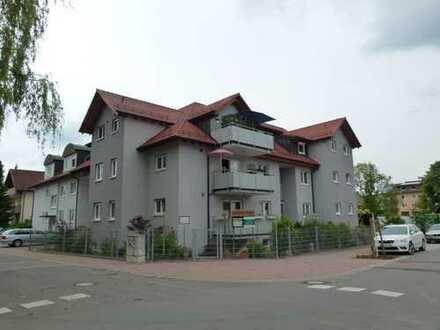Gepflegte 4-Zimmer-Maisonette-Wohnung mit Balkon in Bad Schönborn