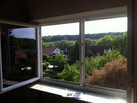 Atraktive 2-Zimmer-Dachstudio-Wohnung in Kandern-Wollbach