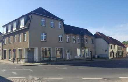 4 Raum Wohnung Altbau 100 m², im Altstadtkern Burg Stargard