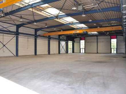 Am Ostring! Produktionshalle mit Büro - 6,5 Meter lichte Höhe - Bielefeld - Ost