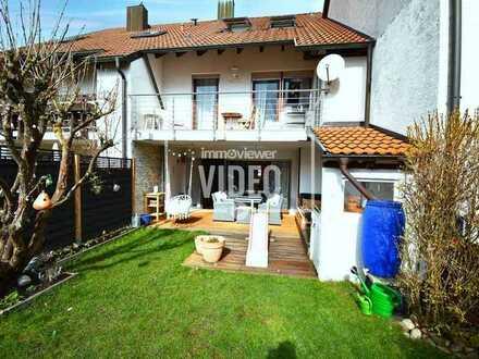 *Gepflegtes Zweifamilienhaus mit Garten, Terrasse u. Stellplätzen*Endlich ein Eigenheim in Schönaich