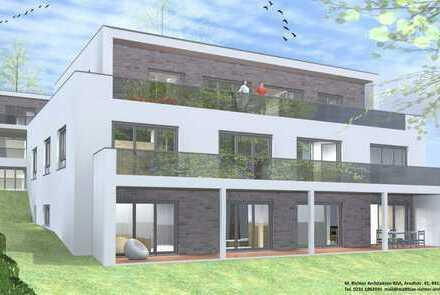 Penthousewohnung mit Neubaukomfort