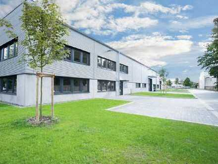 Moderne Hallen- und Bürofläche auf der Fichtenstraße!