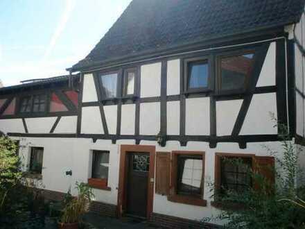 Kernsaniertes gemütliches Fachwerkhaus in Rödermark-Ober-Roden