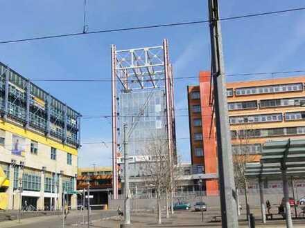 Verkauf des ehemaligen RSW-Büroturms neben dem Hauptbahnhof in Saarbrücken