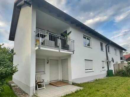 3-Zimmer-Wohnung mit Balkon und EBK in Kösching in ruhiger, familiärer Lage