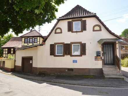 """""""Kanale Grande"""" - Einfamilienhaus im idyllischen Weindorf Albersweiler"""