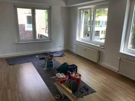 Freundliche 2-Zimmer-Wohnung in ehemaliger Druckerei zur Miete in Bayenthal, Köln