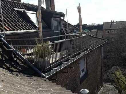 2-Zimmer-Dachgeschosswohnung in Mannheim-Neckarau