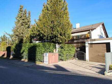 Gehobene 4-Zi.-Maisonette mit Garten und 2 Balkonen in München-Hadern (Nießbrauch)