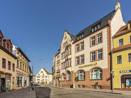 Repräsentative Gewerbeflächen mitten in historischer Lutherstädter-Innenstadt