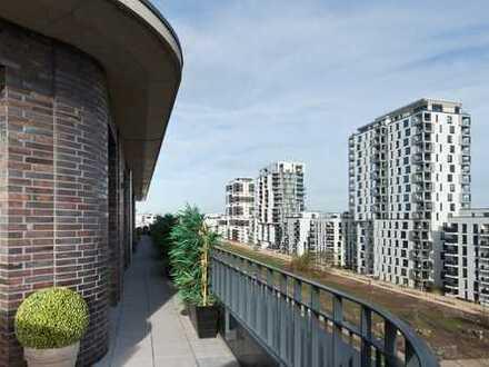 NEW YORK - THE VILLAGE: Rooftop-Dachterrassen-Penthouse im 5. OG. Mit Direktlift und vielen Extras.