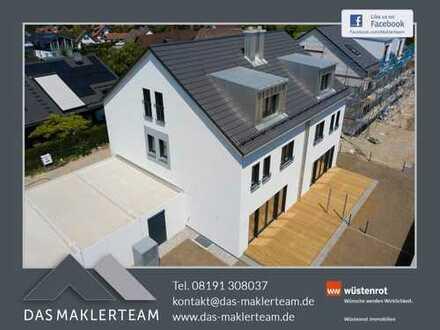 Rarität am Mietmarkt: Exklusive Neubau-Doppelhaushälfte in Bestlage