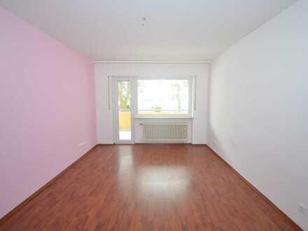 Gepflegte 3-Zimmer-Wohnung mit großem Balkon!