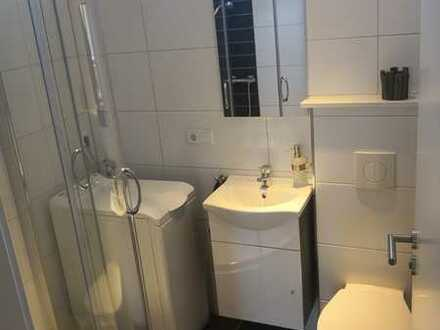 Möblierte 1 Raum Wohnung in Meerane Saniert