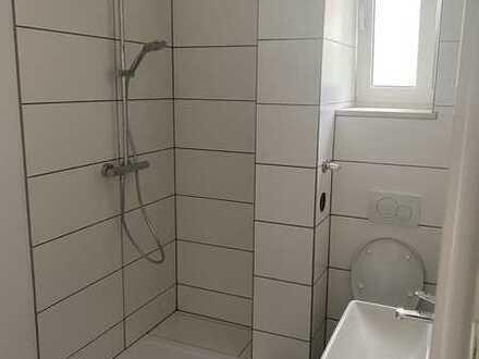 Erstbezug nach Sanierung stilvolle 3-Zimmer-Wohnung in Augsburg LAN System