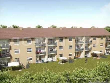 Vermietete 3-Zimmerwohnung als sichere Kapitalanlage, unweit des Rheins