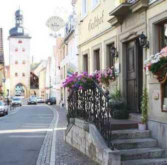Alteingessenenes Hotel mit Gasthof in Weikersheim