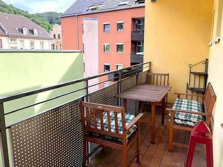Fairmieten – In Bestlage: 4-Zimmer-Wohnung mit 2 Balkonen in der Weststadt