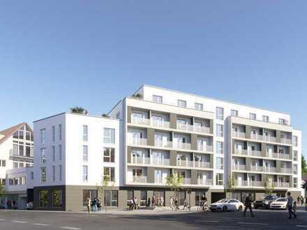 Neubau Büro-/Praxisräume im Erdgeschoss - hell und großzügig geschnitten in Top-Lage nahe Stuttgart