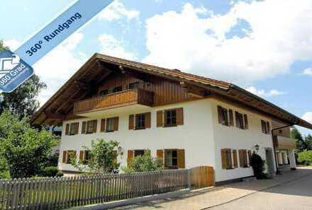 Provisionsfrei für den Käufer: Pfronten, wunderschöne 4-Zimmer-Eigentumswohnung mit Bergblick