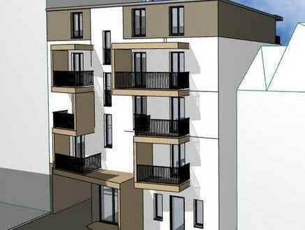 Bild_Erstbezug - Moderne 1R. Wohnung mit Balkon nahe Lehnitzsee ab 01/2019
