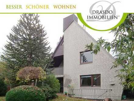 Zweifamilienhaus in ruhiger Pinneberger Wohnlage.