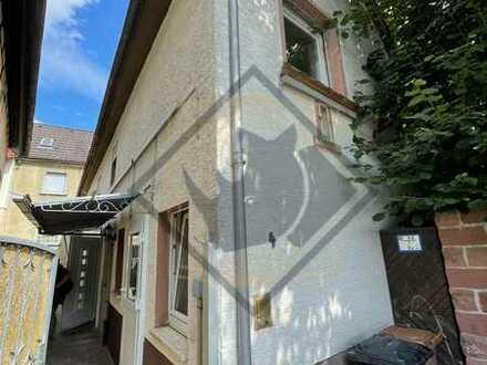 *Kleines Einfamilienhaus in Pflaumheim!*