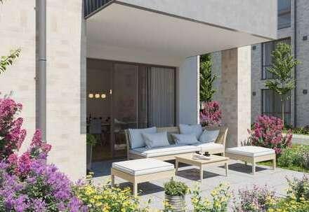 Neubau Walle / 3,5-Zimmer / rollstuhlgerecht / Große Terrasse mit Garten