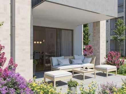 Neubau Walle / 3,5-Zimmer / rollstuhlgerecht / Bad mit Fenster / Große Terrasse mit Garten