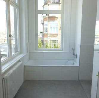 Neu sanierte 4 Zimmerwohnung mit gehobener Ausstattung u. kleinem Balkon in S-Mitte