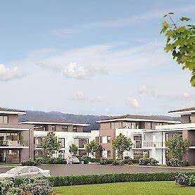Erstbezug: gehobene 3-Zimmer-Terrassenwohnung in Gundelfingen