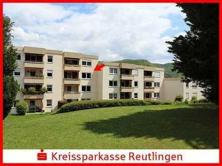 ***Ruhige Lage im Grünen: ETW in Eningen nahe Achalm***