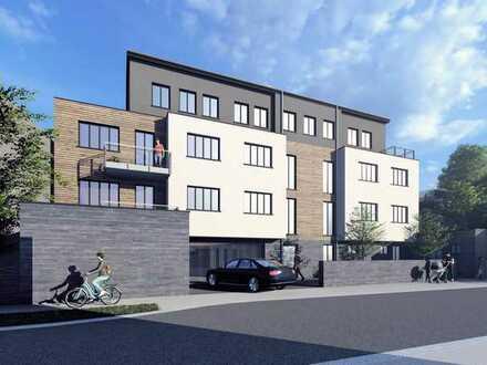 1. Obergeschoß - Wohnung 02 - wunderschöner Blick ins Grüne