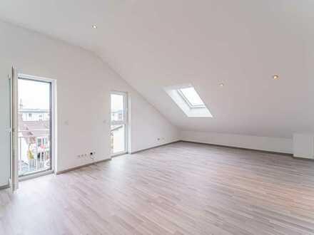Gewerbe Miete: Repräsentative lichtdurchflutete Dachgeschosswohnung (Büro) Erstbezug in Rheinfelden