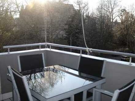 Modernisierte 3-Zimmer-Wohnung mit Balkon und Einbauküche in Heilbronn