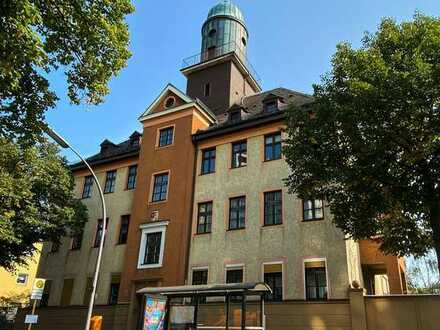 Provisionsfreier Dachgeschossrohling mit eigenem Turm (Maisonette)