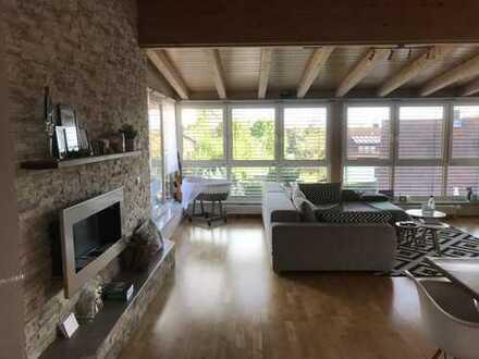 Einmalige Gelegenheit! Hochwertiges Penthouse mit schöner Dachterrasse in ruhiger Siedlungslage
