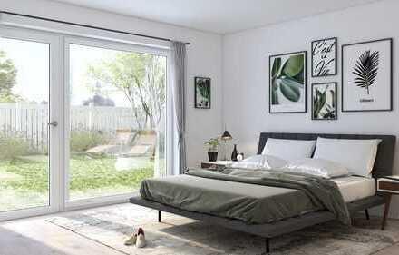 ++ Hier fühlen Sie sich zu Hause. Stilechte 3-Zimmer-Wohnung mit Terrasse in Traumlage ++