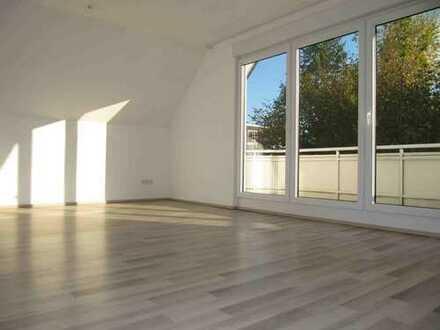 Gepflegte 2-Zimmer-Wohnung mit Loggia und EBK in Bielefeld