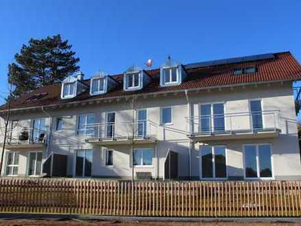 Attraktive 3-Zimmer Dachgeschosswohnung in Hohenschäftlarn. Bezugsfertig März 2020