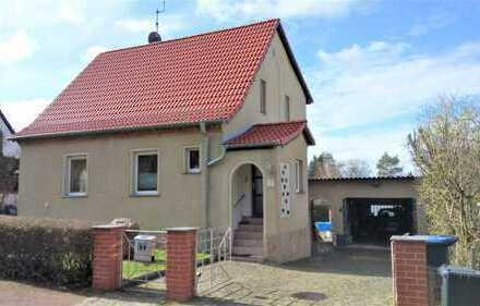 Gemütliches Einfamilienhaus in bevorzugter Lage von Halle in Kröllwitz