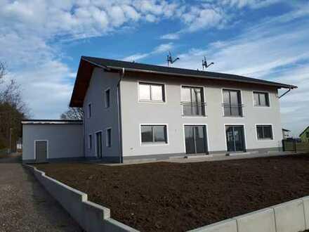 Erstbezug einer Doppelhaushälfte mit hochwertiger Ausstattung