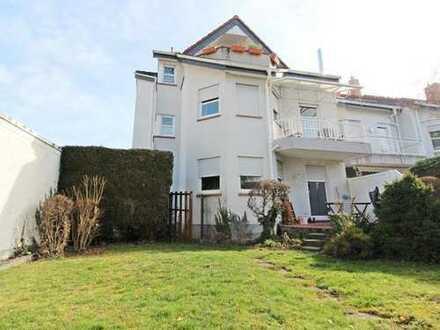 Gepflegte 3-Zimmer-Eigentumswohnung im 1. Obergeschoss im Zentrum von Gernsheim