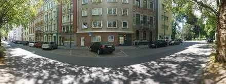 14m² WG-Zimmer Westparknähe mit Wohnzimmer und gemeinsamen Balkon