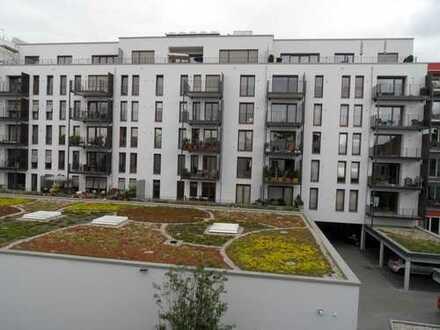 Schicke 3-Zimmer Wohnung mit schönem Süd-West-Balkon in Rheinnähe