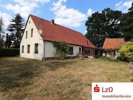 Charmanter Resthof in Annenheide mit Potenzial